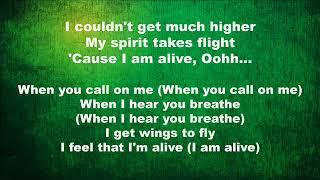 Celine Dion - I'm Alive (Original Instrumental)