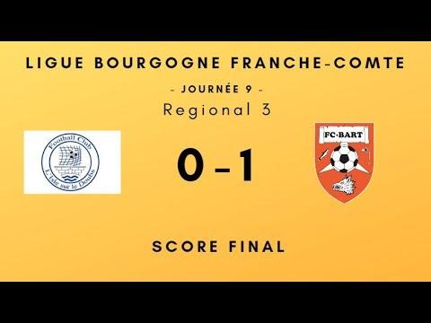 F.C. Isle sur le Doubs - F.C. Bart  (0-1) - Résumé