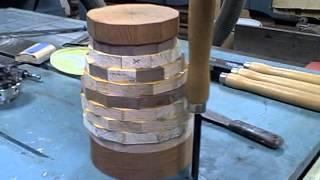 Woodworking Segmented Turning Pt 2