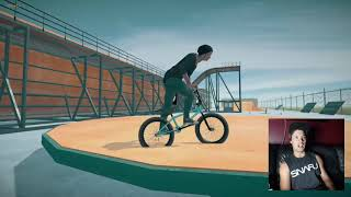 BEST NEW BMX VIDEO GAME! *PC AND XBOX ONE*