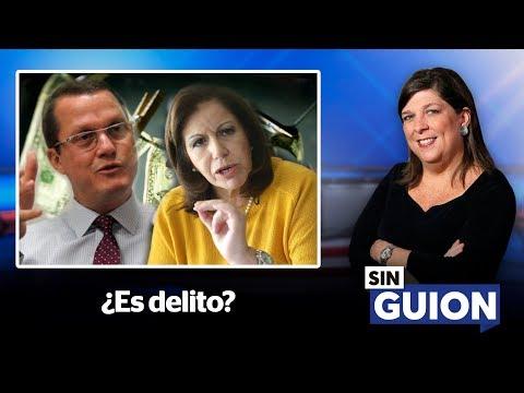¿Es delito? - SIN GUION con Rosa María Palacios