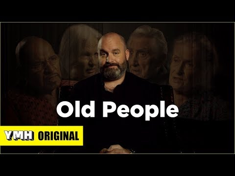 The Man Cave - Old People with Tom Segura