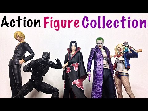 My Action Figure Display Collection Update Video #10