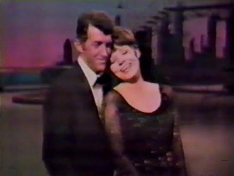 Dean Martin & Polly Bergen - Medley - LIVE