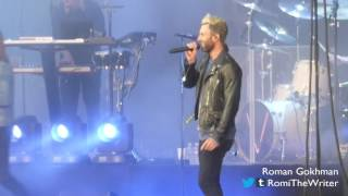 maroon 5 moves like jagger bottlerock napa may 26 2017