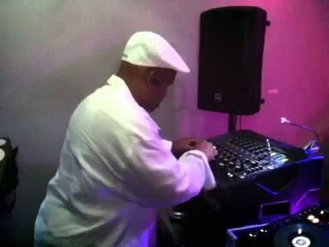 Dj Pope live  @  Baltimore  Sky Lofts  House Music