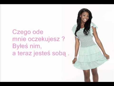 Coco Jones & Tyler James Williams ( Let it shine ) - Me and You tłumaczenie pl