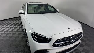 2021 Mercedes-Benz E-Class New…