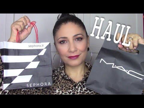 SUPER HAUL!! Sephora,Mac,New Chic