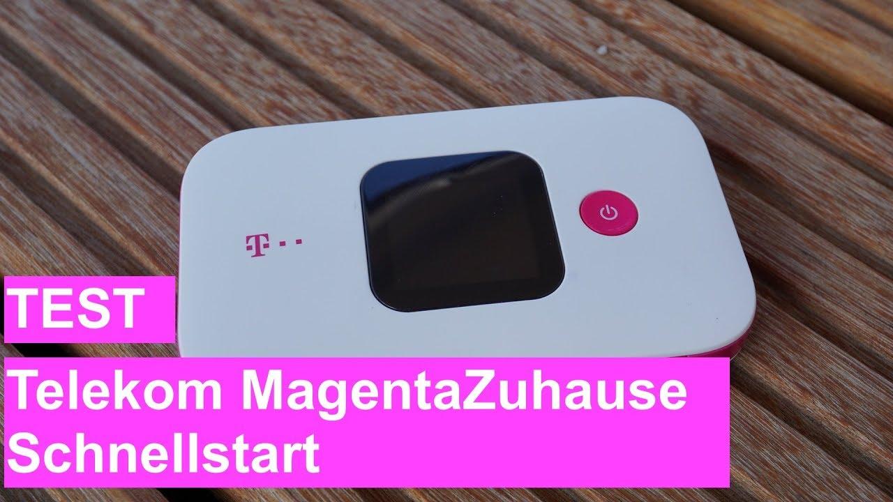 Telekom Neue Sim Karte.Test Telekom Magentazuhause Schnellstart Mit Lte Router