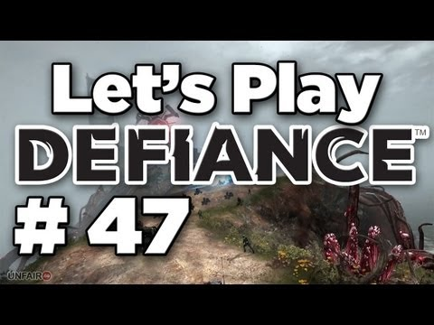 Let's Play Defiance (MMO) - Part #47 - Story Mission: Radio Silence (Co-op)