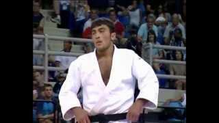 Ilias Illiadis wins 2004 Olympic Gold.