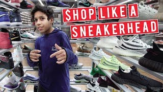 Spending More $$$ On Sneakers Than Rent | I Want That