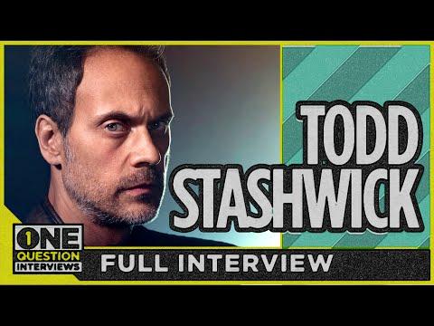 What's Todd Stashwick's take on The Originals?