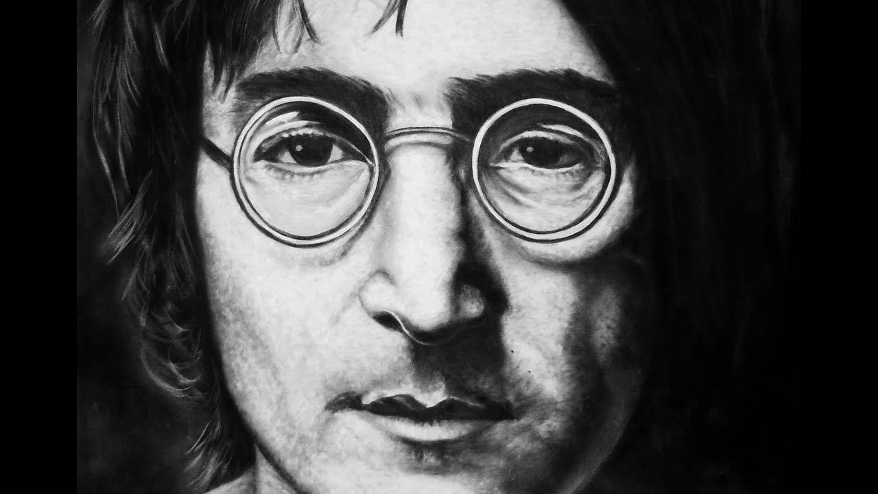 Image result for john lennon headshots