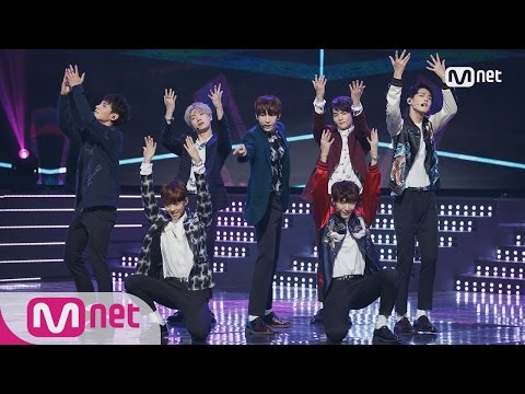 [VICTON - What time is it now? + I'm fine] Debut Stage | M COUNTDOWN 161110 EP.500