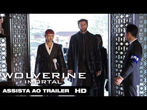 Trailer do filme Wolverine: Imortal