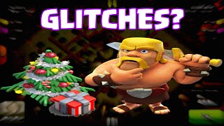 Clash Of Clans Glitch / Bug Discussion | Christmas Tree Presents Not Spawning