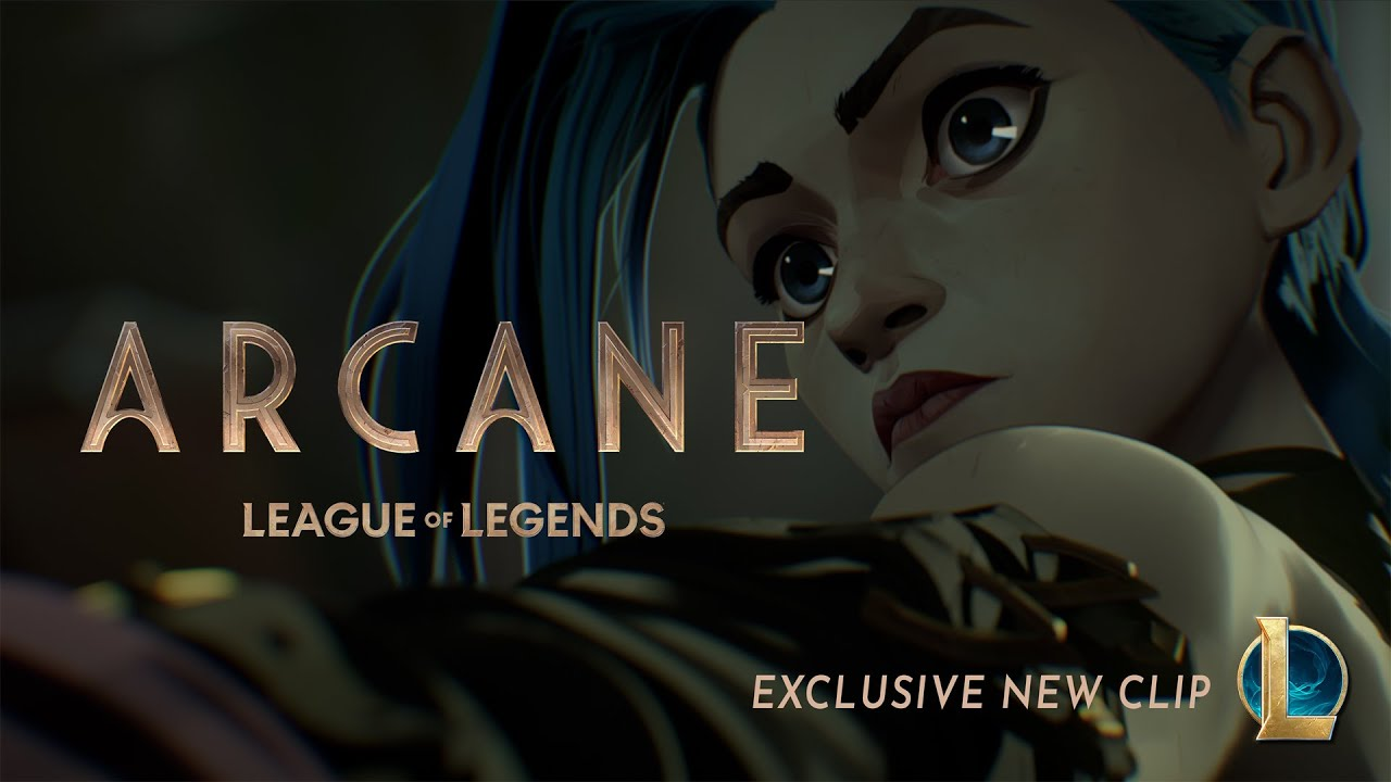 Download Arcane: Animated Series |  A Score To Settle