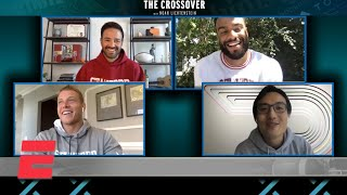 Christian McCaffrey, Solomon Thomas and Tony Xu on DoorDash | The Crossover with Noah Lichtenstein