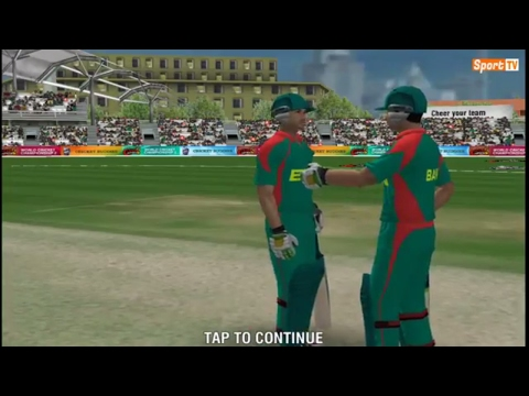 Bangladesh VS England cricket match | ICC Champions Trophy 2017: WCC2 - Game Play Video