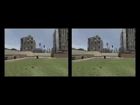 Stereoscopy Demo