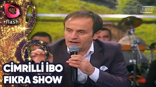 Cimilli İbo | Fıkra Show | Flash Tv | 26 Ocak 2016