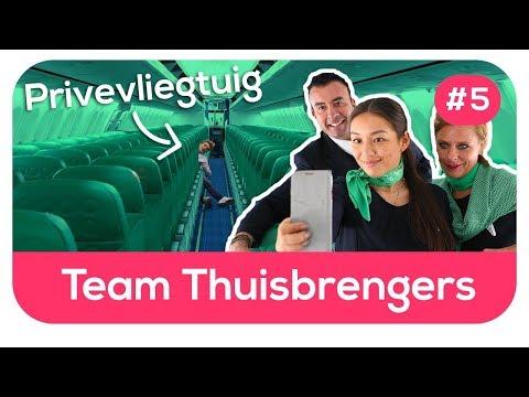 WELCOME HOME! Een kijkje in onze gloednieuwe Boeing 737-800 | Transavia Thuisbrengers #5