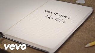 Thomas Rhett - It Goes Like This (Official Lyric Video) thumbnail