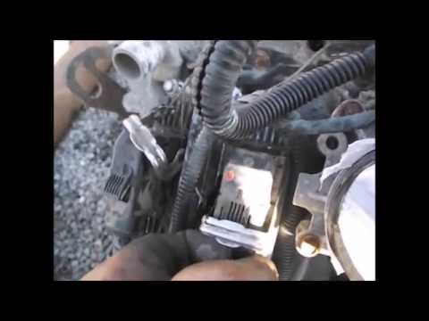 jeep cherokee engine wiring harness diagram saturn vue 2 2 ecotec ecm module exchange and tips youtube