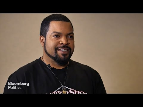 Ice Cube Talks 2016, the Clintons and Black Lives Matter