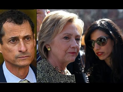 Anthony Weiner Starts Prison Sentence Today, Abedin Clinton Emails Buried?