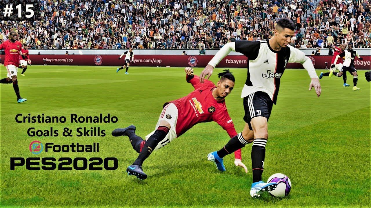 Download PES 2020 - Cristiano Ronaldo Goals & Skills #15 | HD