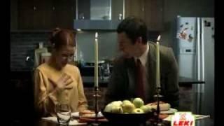 Реклама на кренвирши LEKI -Mr Bean 2