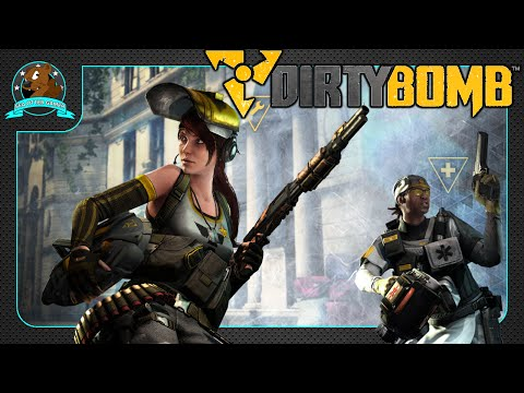First Look: Dirty Bomb by Splash Damage