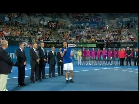 Gilles Simon vs Viktor Troicki Full Match: Medibank International Sydney men's final