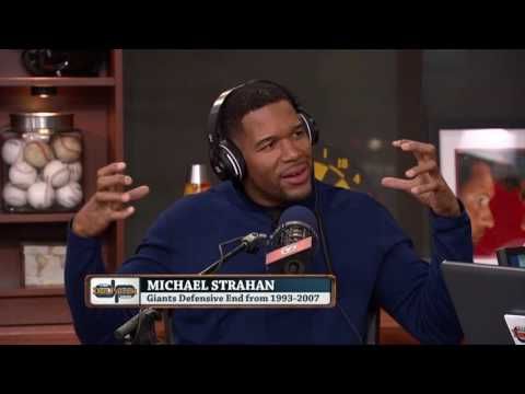 Michael Strahan on The Dan Patrick Show (Full Interview)