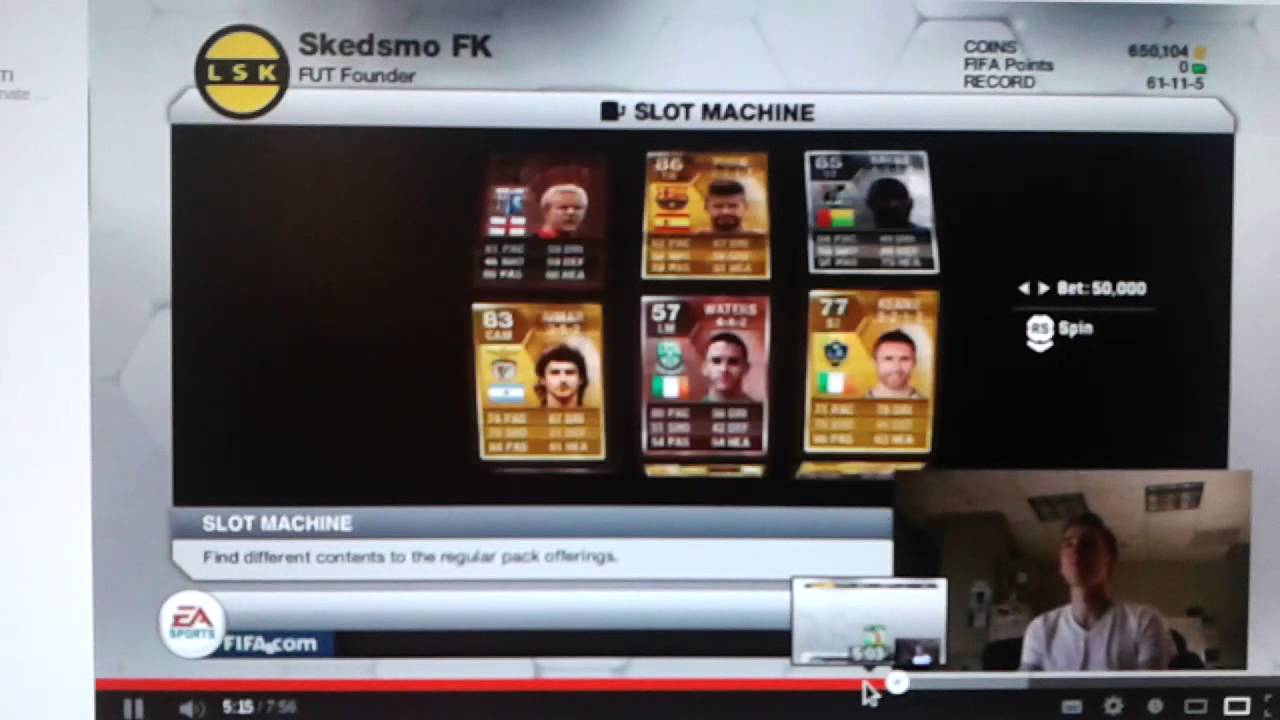 slot machine fut 15