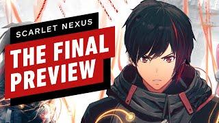 Scarlet Nexus - L'anteprima finale