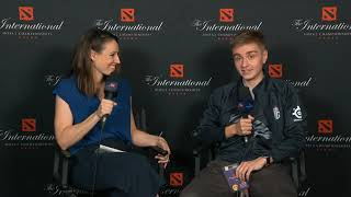 The International 2019 - Kuro and Notail postgame interviews