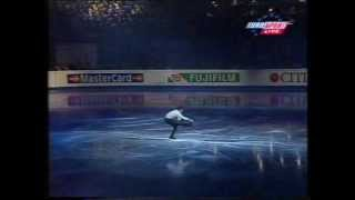 Michael Weiss (USA) - Skating to The Doors