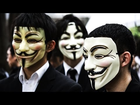 Thumbnail: Anonymous - Message to Corrupt Media and the World