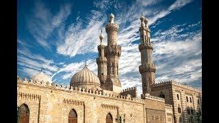 فيديوجراف.. رؤساء وأمراء زاروا الجامع الأزهر