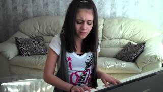 Aviella Winder   Waiting Outside the Lines  Greyson Chance Cover