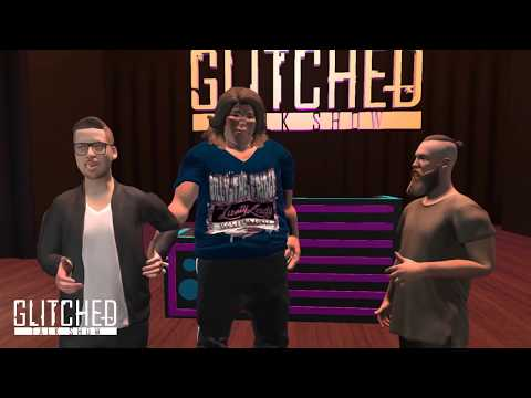 Glitched! VR Talk Show (from High Fidelity)