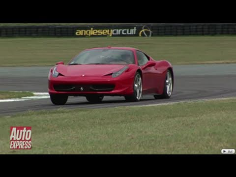 Ferrari 458 Italia review - Auto Express Performance Car of the Year