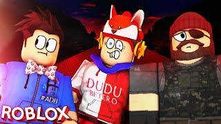 😎 was to BE a WALK-EXPLORERS (action and SUSPENSE in ROBLOX) 😎