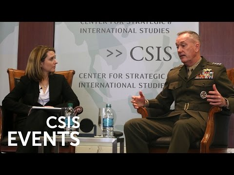 General Joseph F. Dunford on Meeting Today's Global Security Challenges