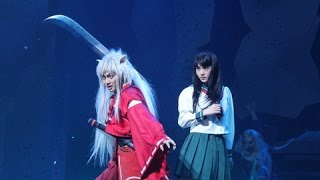 犬夜叉>舞台版主演の金爆・喜矢武豊「面白かったと記事に書けばいいん...