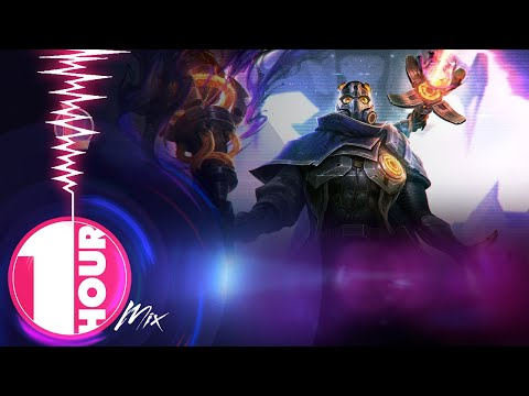 1 HOUR // PsyOps | Official Skins Theme 2020 - League of Legends